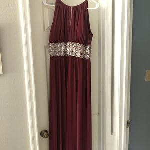 Formal Floor Length Dress